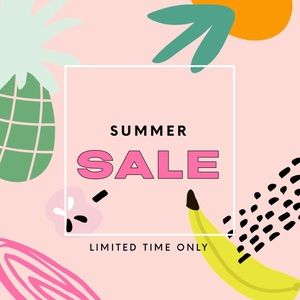 🌴 BUY ONE GET ONE 50% OFF SALE 🌴